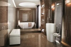 bagno effetto spa