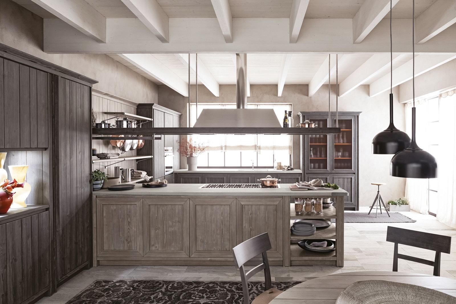 Cucina con penisola una soluzione non solo estetica for Immagini per cucina