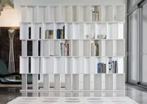 libreria bifacciale