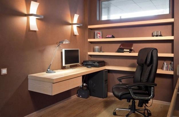 Come illuminare camere studio e uffici da lavoro