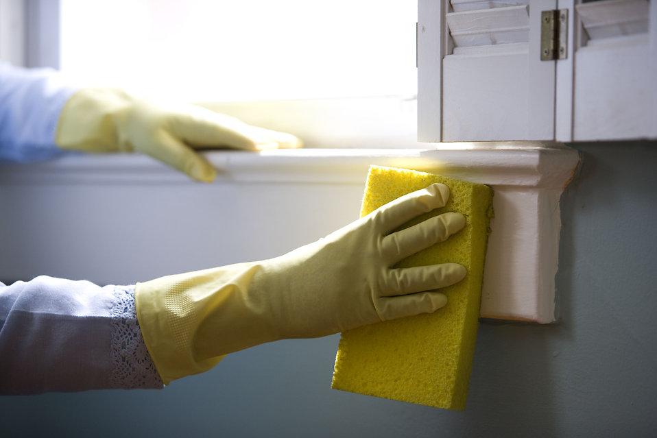 pulire casa