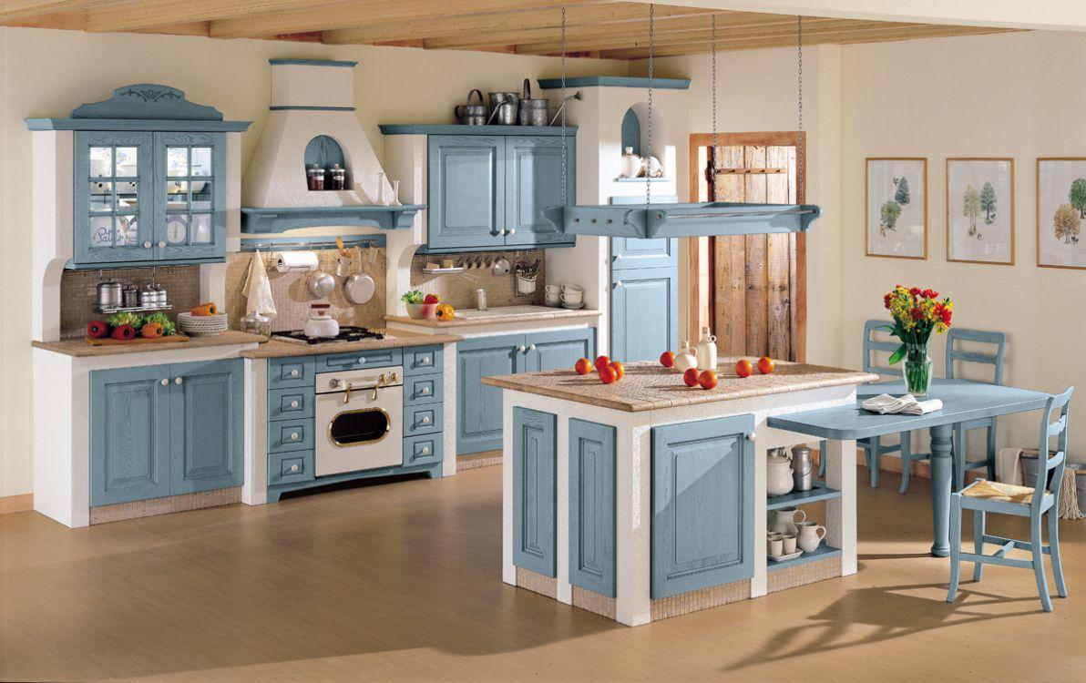Cucine in muratura moderne l 39 importanza del rivestimento - Foto di cucine ...
