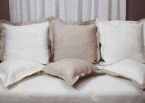 cuscino lino