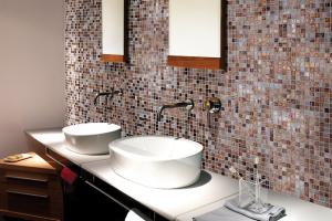 mosaico bagno