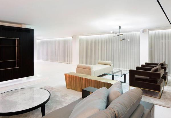 Le due pi belle case di lusso ristrutturate di recente for Case ristrutturate interni