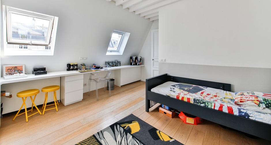 Come decorare la camera da letto dei bambini for Decorare la stanza da letto