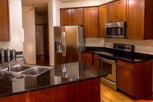 granito in cucina